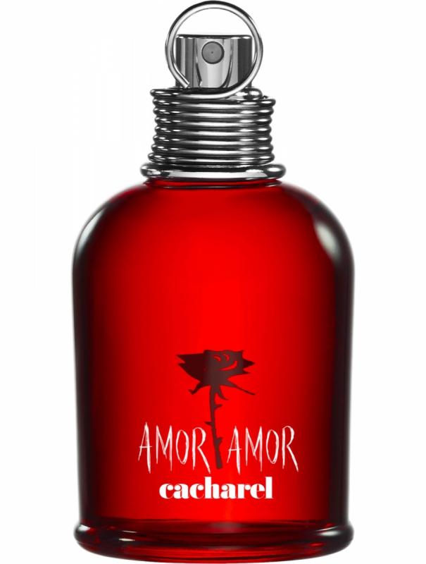 Cacharel Amor Amor EdT i gruppen Parfym / Dam / Eau de Toilette för henne hos Bangerhead (B007703r)