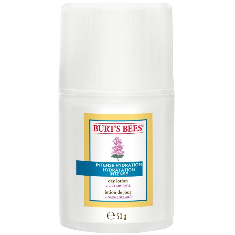 Burts Bees Intense Hydration Day Lotion (50g) i gruppen Hudvård / Ansiktsåterfuktning / Dagkräm hos Bangerhead (B007906)