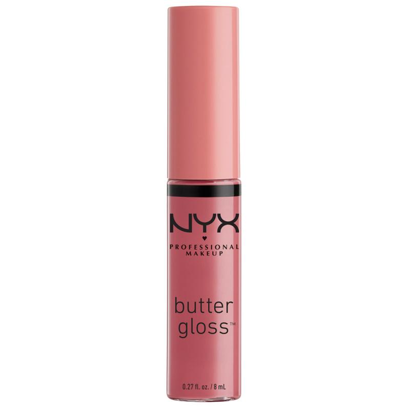 NYX Butter Lip Gloss  i gruppen Makeup / Lepper / Leppeglans hos Bangerhead.no (B018589r)