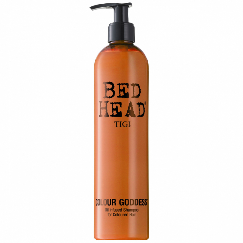 Tigi Colour Goddess Oil Infused Shampoo (400ml) i gruppen Hårvård / Schampo & balsam / Schampo hos Bangerhead (B008253)