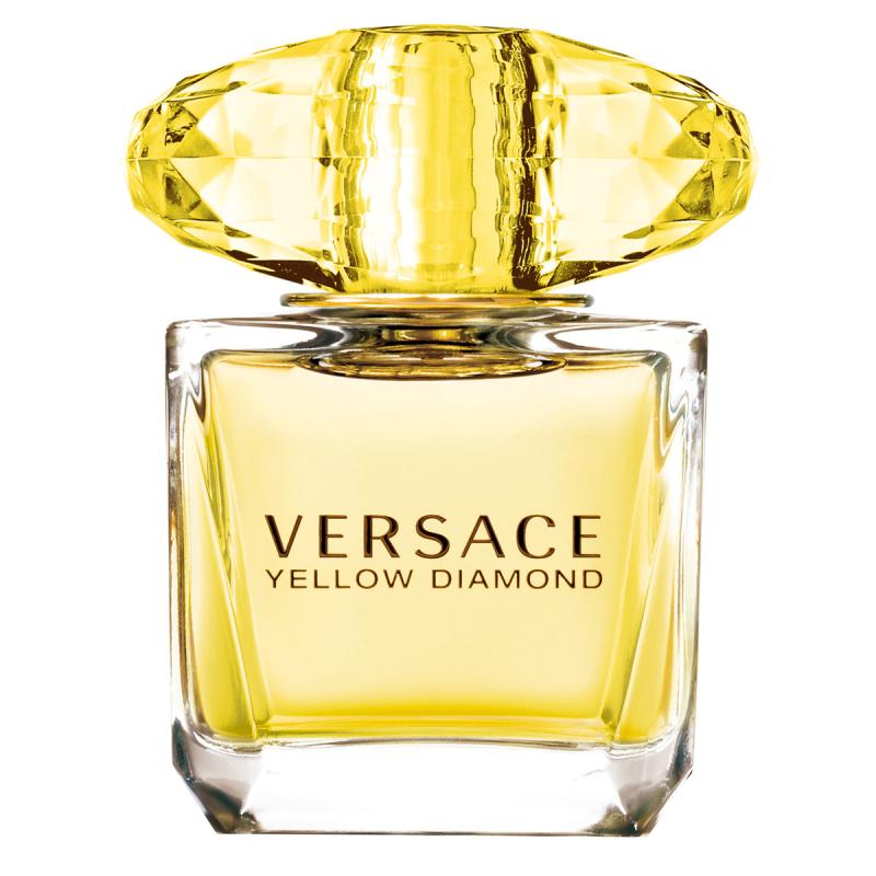 Versace Yellow Diamond EdT ryhmässä Tuoksut / Naisten tuoksut / Eau de Toilette naisille at Bangerhead.fi (B008284r)