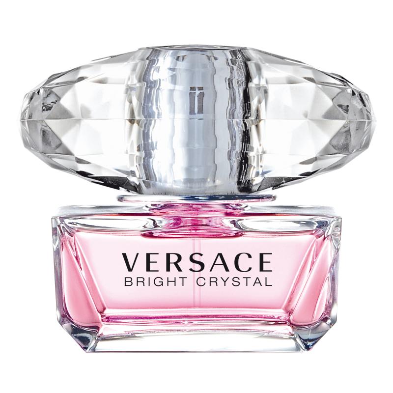 Versace Bright Crystal EdT i gruppen Parfyme / Kvinner / Eau de Toilette hos Bangerhead.no (B008288r)