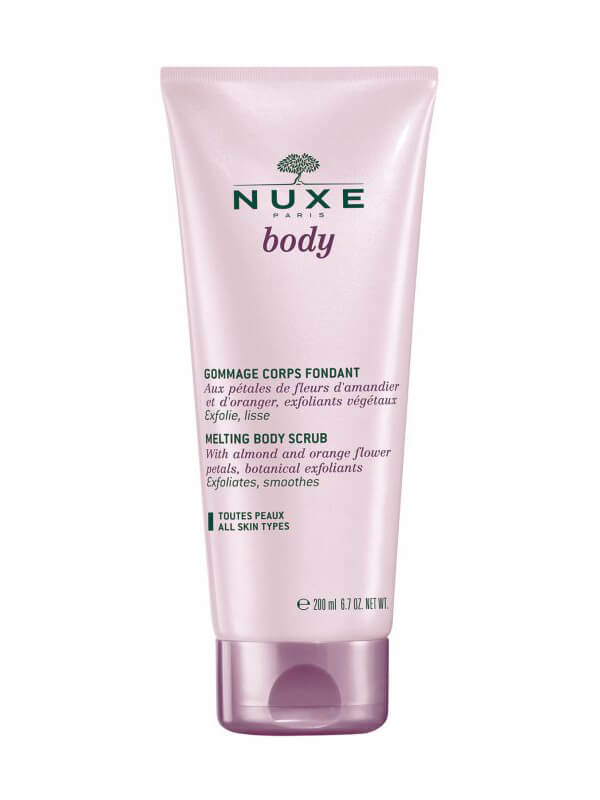 NUXE Fondant Body Scrub (200ml)