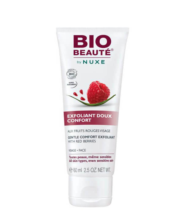 NUXE Bio Beaute Toning Exfoliant with Redcurrant Pulp (150ml)