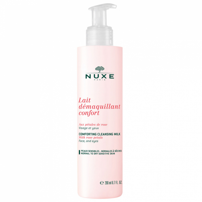 NUXE Lait Demaquillant Confort (200ml)