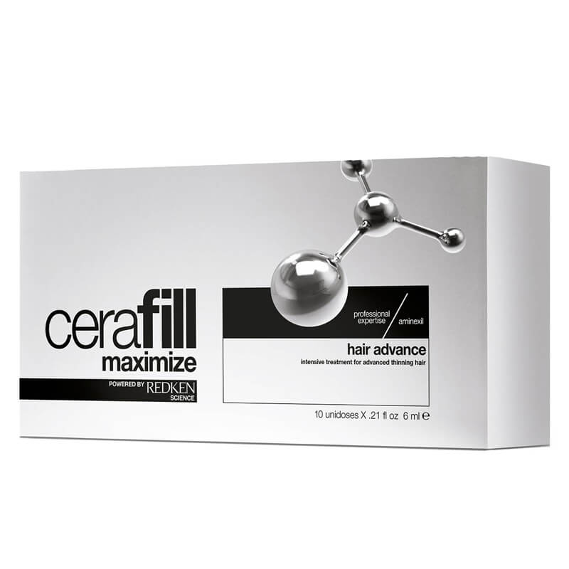 Redken Cerafill Maximize Aminexil (10X6 ml) Hair Advance