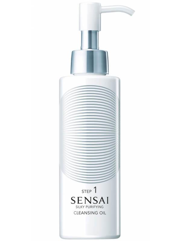Sensai Silky Purifying Cleansing Oil (150ml) i gruppen Hudvård / Ansiktsrengöring / Sminkborttagning hos Bangerhead (B008552)