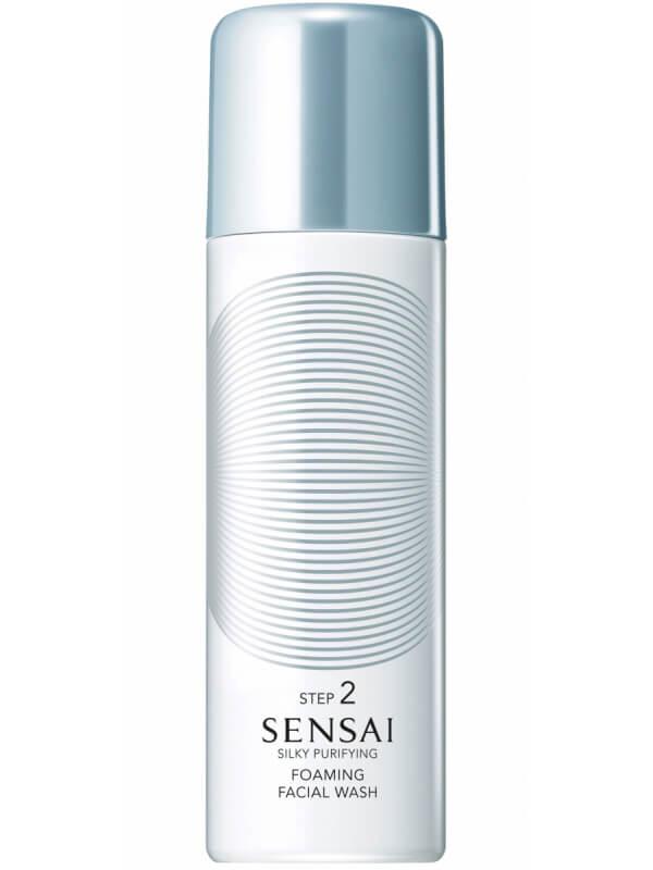 Sensai Silky Purifying Foaming Facial Wash (150ml) i gruppen Hudvård / Ansiktsrengöring / Rengöringsskum hos Bangerhead (B008561)