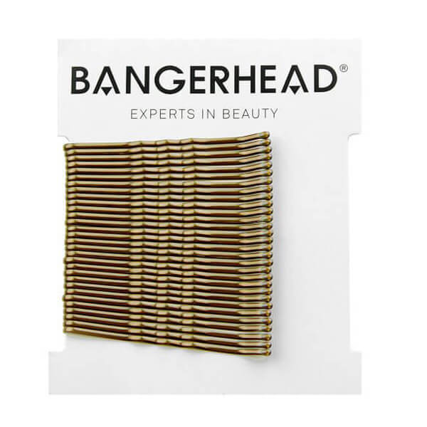 Bangerhead Hair Pins - Blond (30 st)
