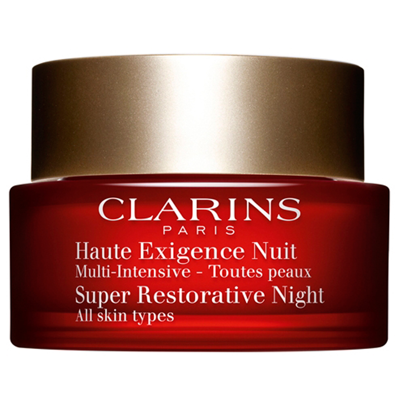 Clarins Super Restorative Night - All skin types (50ml)