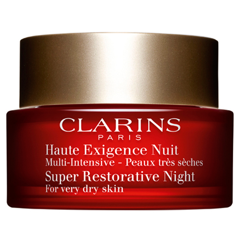 Clarins Super Restorative Night - Dry skin (50ml)