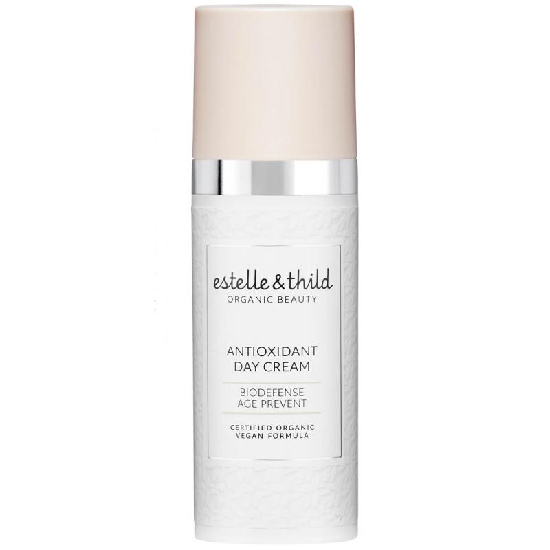Estelle & Thild BioDefense Day Cream (50ml) i gruppen Hudpleie / Ansiktsfukt / Dagkrem hos Bangerhead.no (B008768)