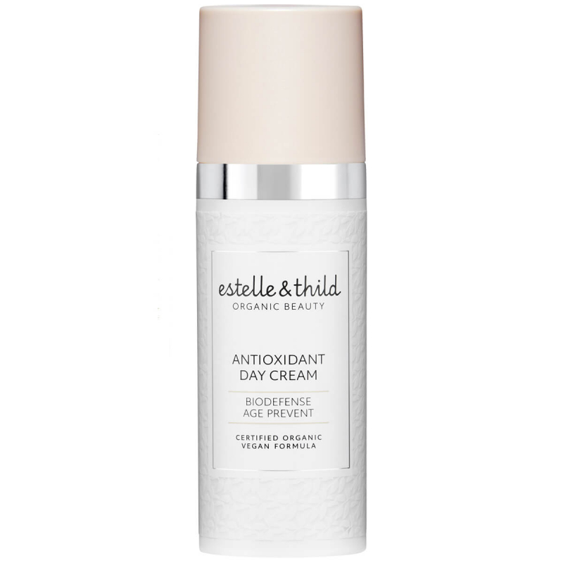 Estelle & Thild BioDefense Day Cream (50ml) i gruppen Hudvård / Ansiktsåterfuktning / Dagkräm hos Bangerhead (B008768)