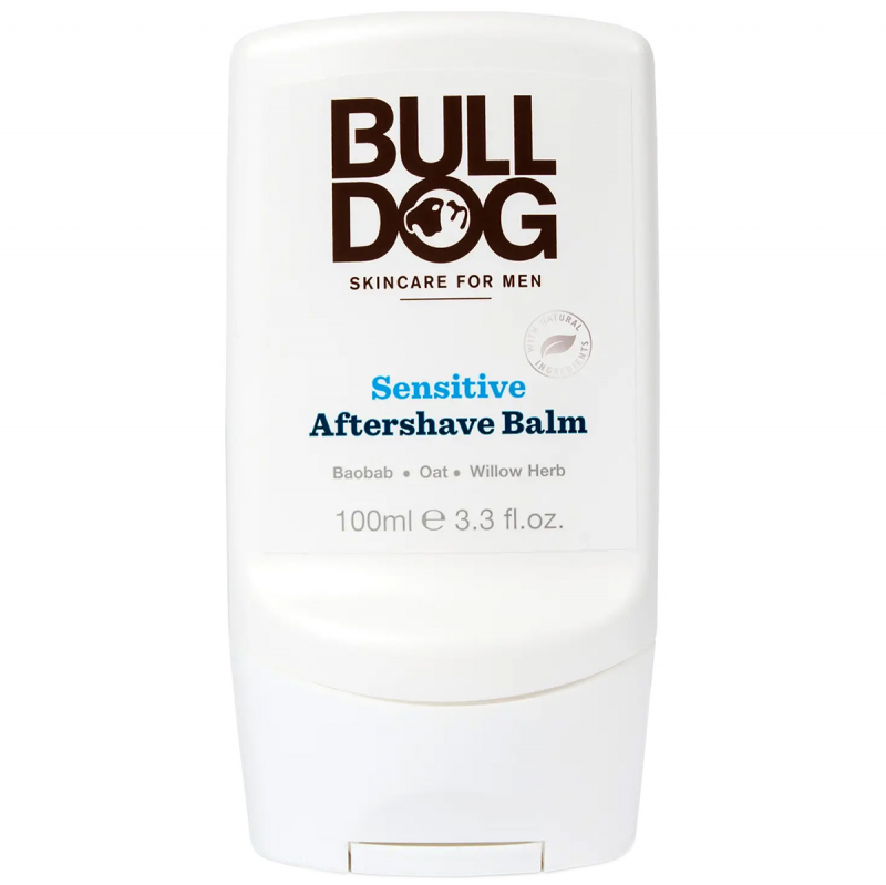 Bulldog Sensitive After Shave Balm (100ml) i gruppen Man / Rakning & grooming för män / After shave hos Bangerhead (B009014)