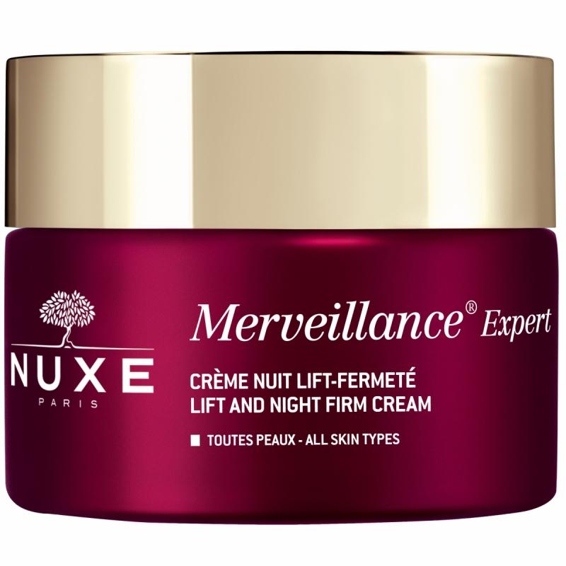 NUXE Merveillance Expert Nuit Regenerating Night Cream (50ml) ryhmässä Ihonhoito / Kosteusvoiteet / Yövoiteet at Bangerhead.fi (B009170)