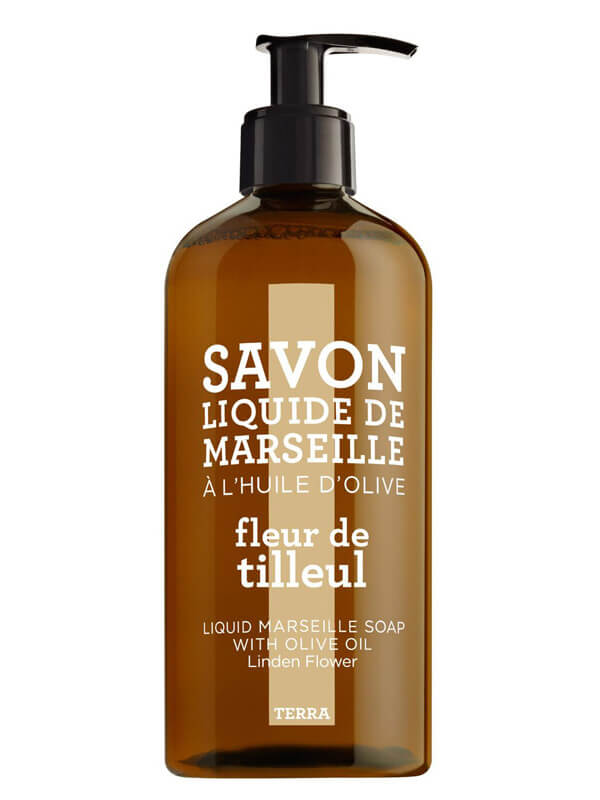 Savon de Marseille Liquid Soap Linden Flower (500ml)
