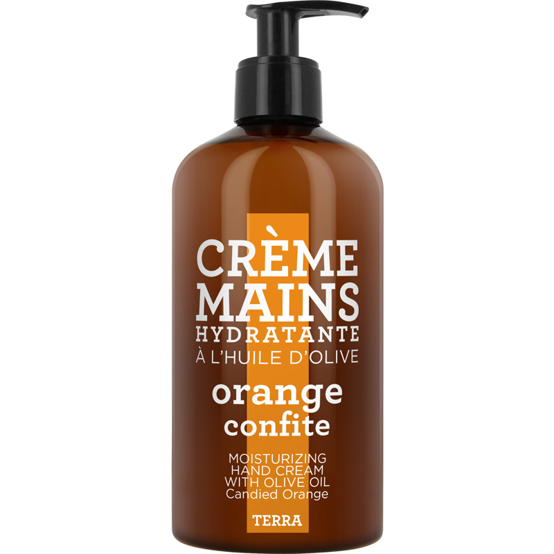 Savon de Marseille Hand Cream Candied Orange (300ml)