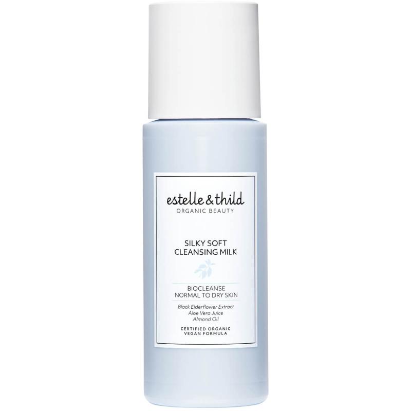 Estelle & Thild BioCleanse Silky Soft Cleansing Milk i gruppen Hudpleie / Ansiktsrens / Rengjøringsmelk hos Bangerhead.no (B009396)