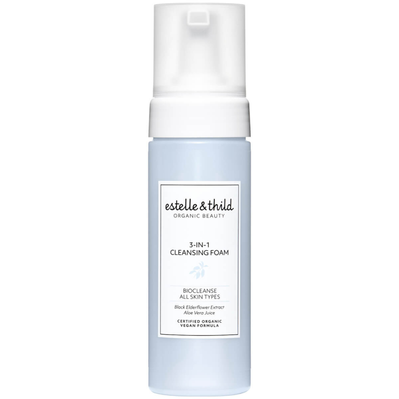 Estelle Thild BioCleanse 3 in 1 Foaming Cleanser