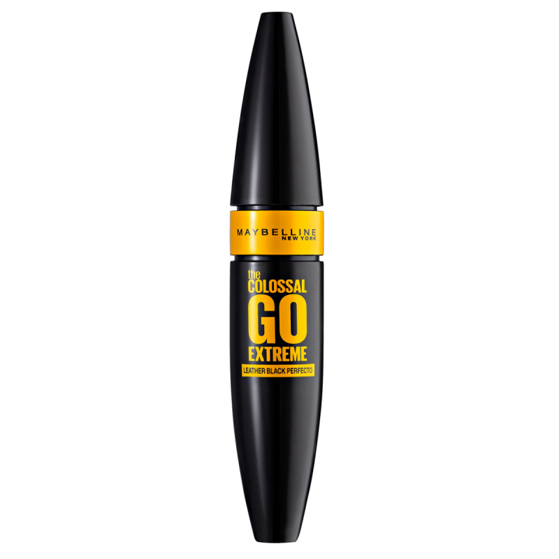 Maybelline Mascara Extreme Leather Black Volum' Express Colossal