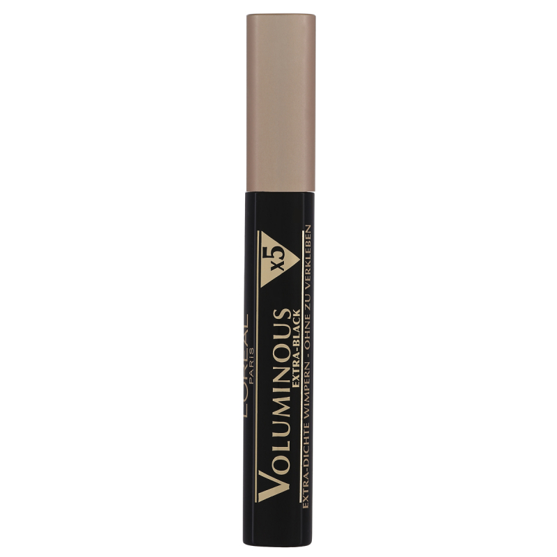 Loreal Mascara Carbon Black Voluminous X 5