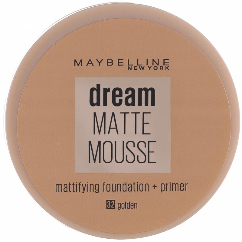 Maybelline Dream Matte Mousse   i gruppen Makeup / Base / Foundation hos Bangerhead.no (B028416r)
