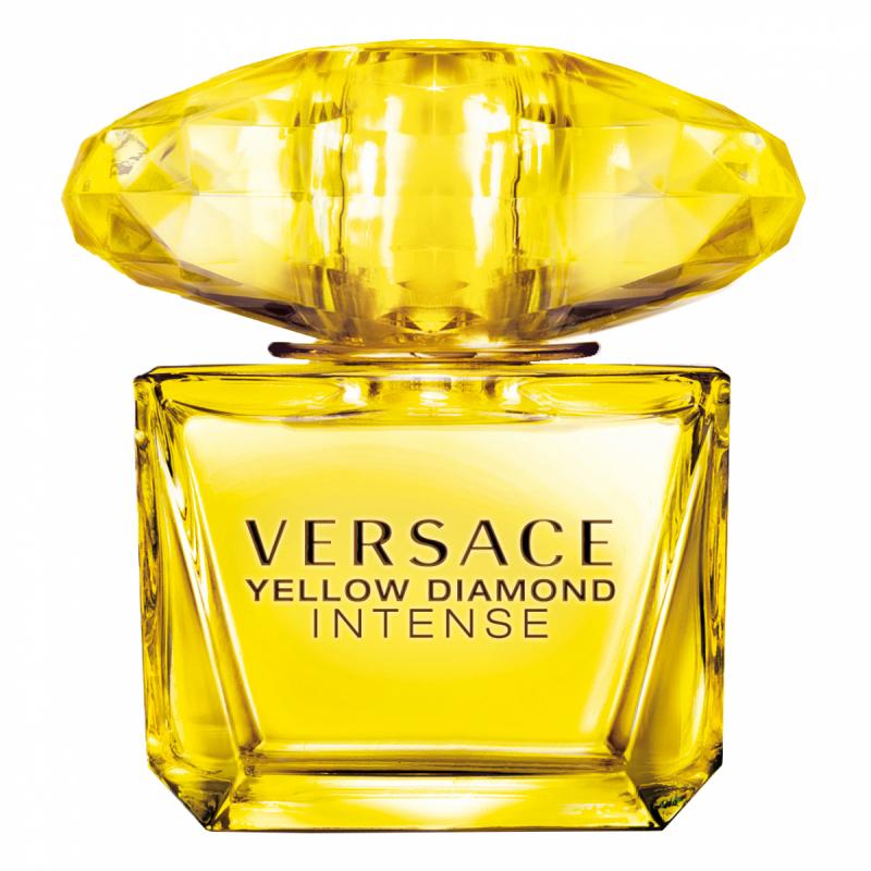 Versace Yellow Diamond Intense EdP ryhmässä Tuoksut / Naisten tuoksut / Eau de Parfum naisille at Bangerhead.fi (B009682r)