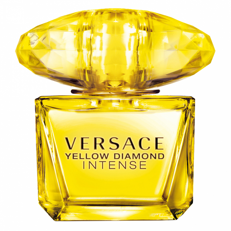 Versace Yellow Diamond Intense EdP i gruppen Parfyme / Kvinner / Eau de Parfum  hos Bangerhead.no (B009682r)