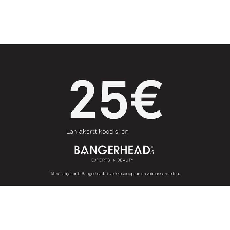 Bangerhead Lahjakortti 25