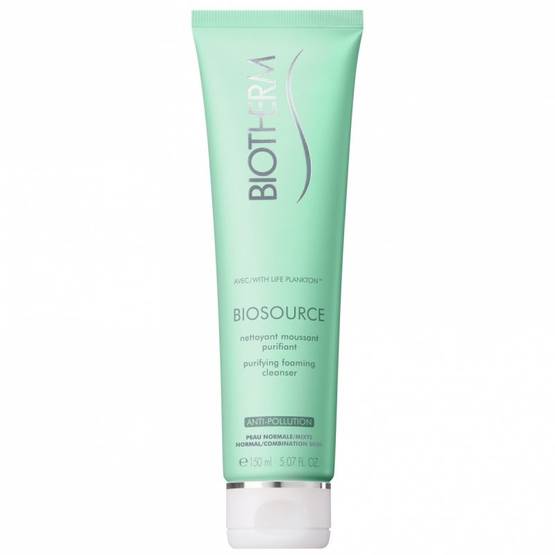 Biotherm Biosource Cleanser Toning Mousse Normal/Combination Skin (150ml)
