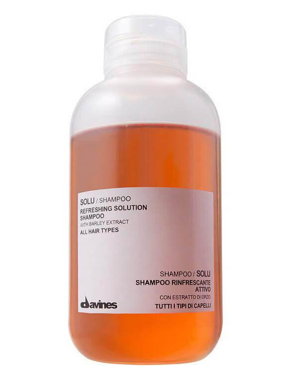 Davines Solu Shampoo (250ml) i gruppen Hårvård / Schampo & balsam / Schampo hos Bangerhead (B009855)