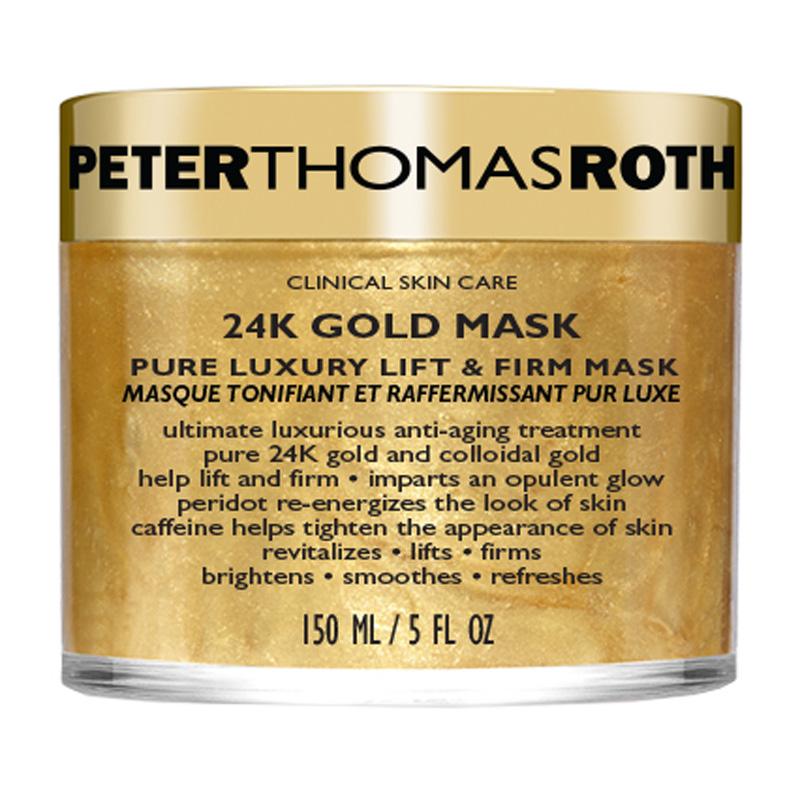 Peter Thomas Roth 24K Gold Mask Pure Luxury Lift & Firm Mask (150ml) i gruppen Hudpleie / Masker & treatments / Ansiktsmaske hos Bangerhead.no (B009872)