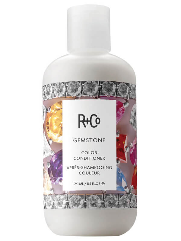 R+Co Gemstone Color Conditioner (241ml) i gruppen Hårvård / Schampo & balsam / Balsam hos Bangerhead (B009998)