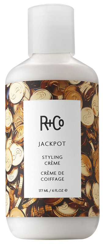R+Co Jackpot Styling Crème (177ml) i gruppen Hårpleie / Styling / Hårvoks & stylingpaste hos Bangerhead.no (B010003)