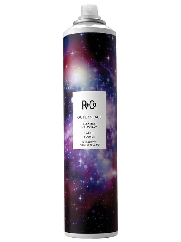 R+Co Outer Space Flexible Hairspray ryhmässä Hiustenhoito / Muotoilutuotteet / Hiuslakat at Bangerhead.fi (B010004r)