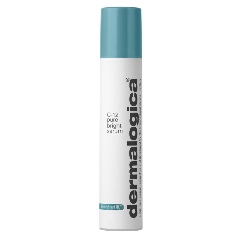Dermalogica PowerBright C-12 Pure Bright Serum (50ml) i gruppen Hudpleie / Masker & treatments / Ansiktsserum hos Bangerhead.no (B010187)