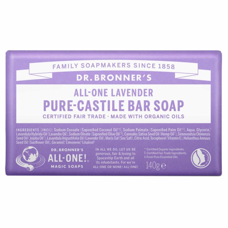 dr. Bronner's Barsoap - Lavender