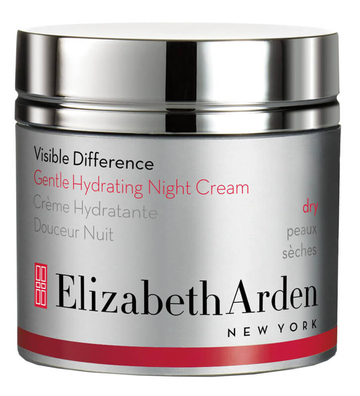 Elizabeth Arden Visible Difference Gentle Hydrating Night Cream (50ml) i gruppen Hudvård / Ansiktsåterfuktning / Nattkräm hos Bangerhead (B010221)
