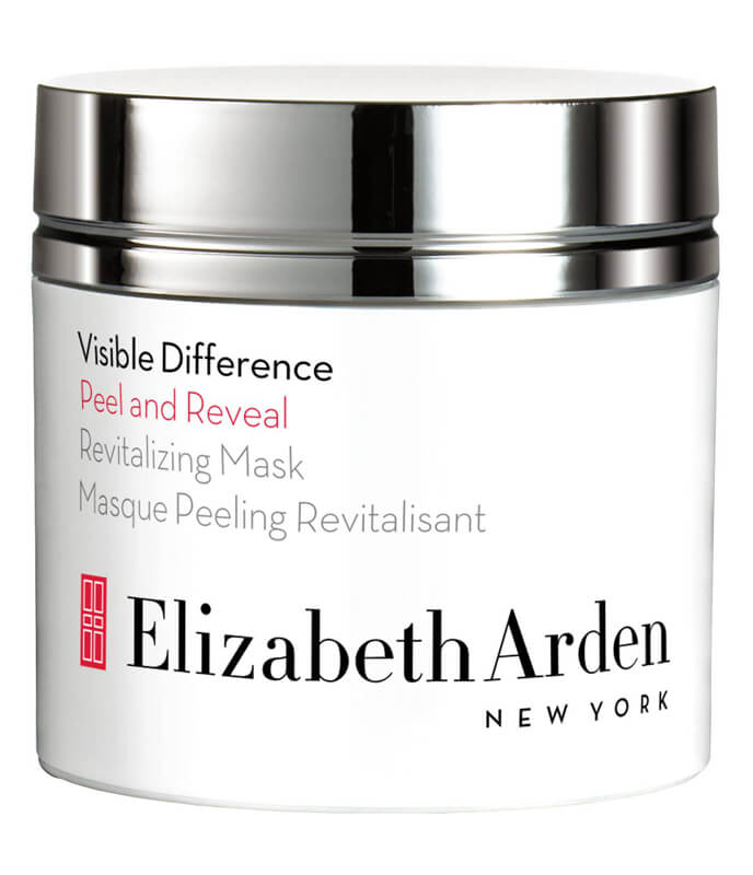 Elizabeth Arden Visible Difference Peel & Reveal Revitalizing Mask (50ml) i gruppen Hudpleie / Masker & treatments / Ansiktsmaske hos Bangerhead.no (B010225)