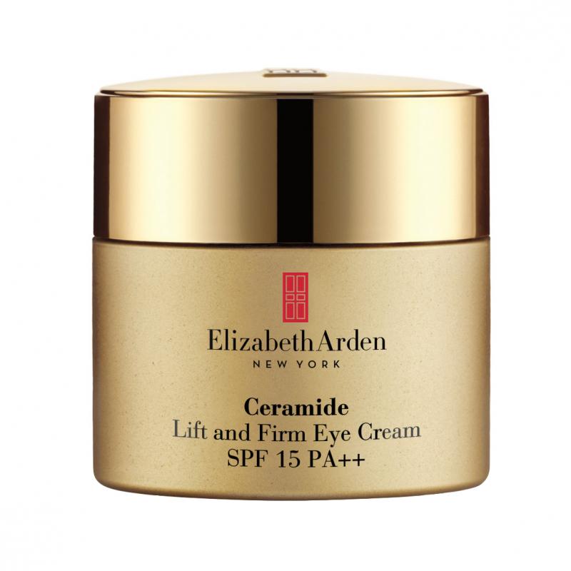 Elizabeth Arden Ceramide Lift and Firm Eye Cream SPF 15 (15ml) i gruppen Hudpleie / Fuktighetskrem / Øyekrem hos Bangerhead.no (B010232)