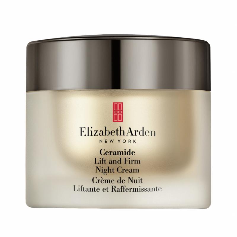 Elizabeth Arden Ceramide Lift and Firm Night Cream (50ml) i gruppen Hudpleie / Ansiktsfukt / Nattkrem hos Bangerhead.no (B010235)