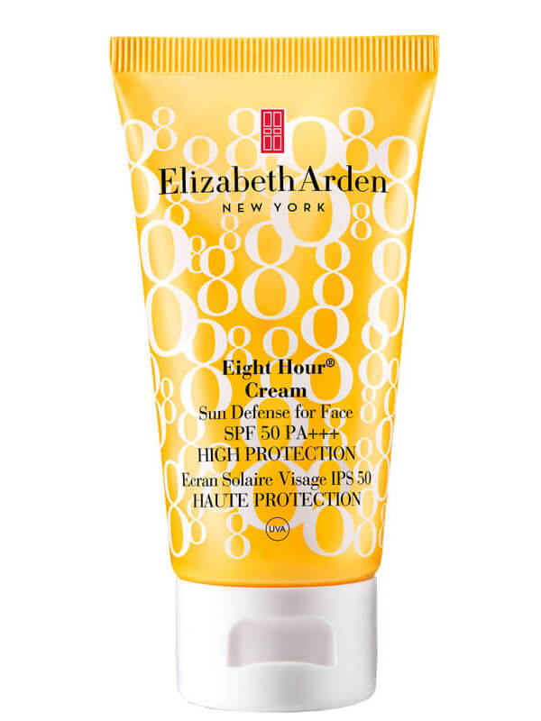 Elizabeth Arden Eight Hour Cream Sun Defense for Face SPF 50 (50mI)