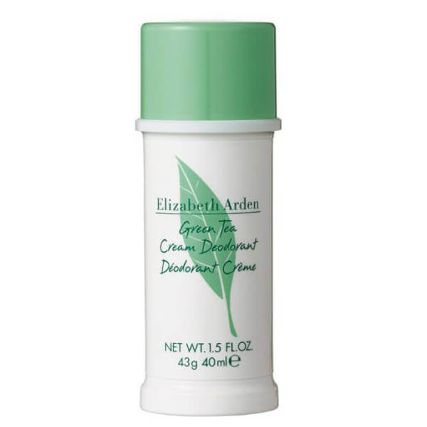 Elizabeth Arden Green Tea - Cream Deo (40ml) i gruppen Parfyme / Kvinner / Deodorant hos Bangerhead.no (B010506)