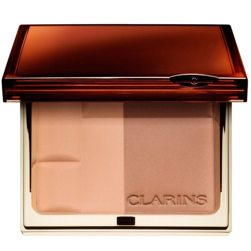 Clarins Bronzing Duo i gruppen Makeup / Kinder / Bronzer hos Bangerhead (B010563r)