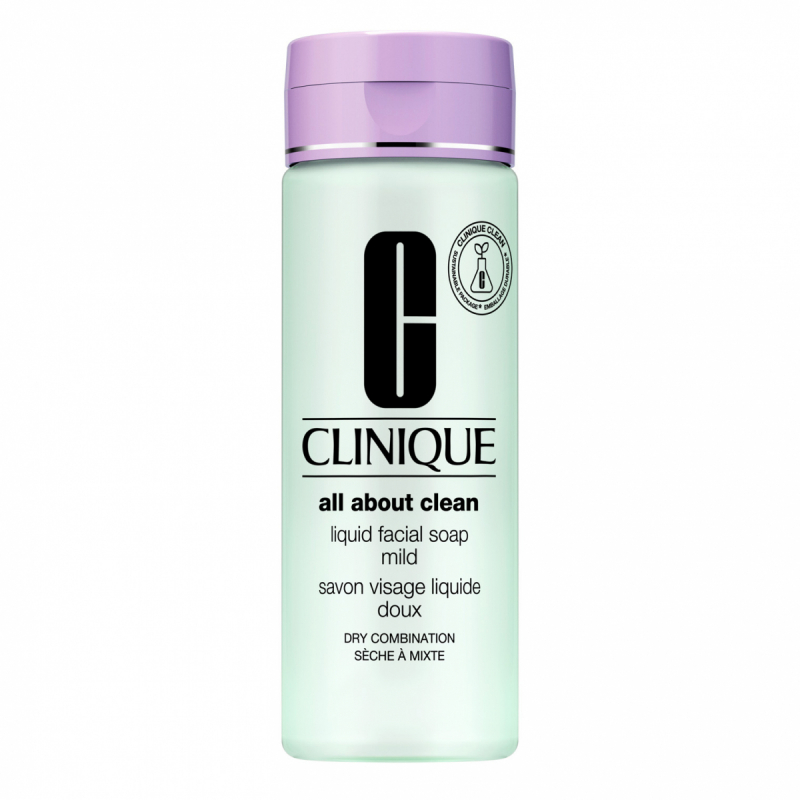 Clinique Liquid Facial Soap Mild (200ml)