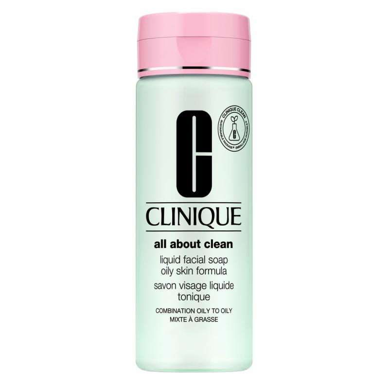 Clinique Liquid Facial Soap Oily Skin Formula (200ml)