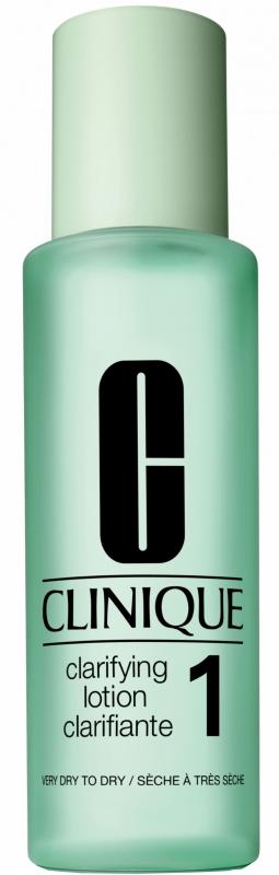Clinique Clarifying Lotion 1 Dry Skin i gruppen Hudvård / Ansiktsvatten / Ansiktsvatten & toner hos Bangerhead (B010641r)