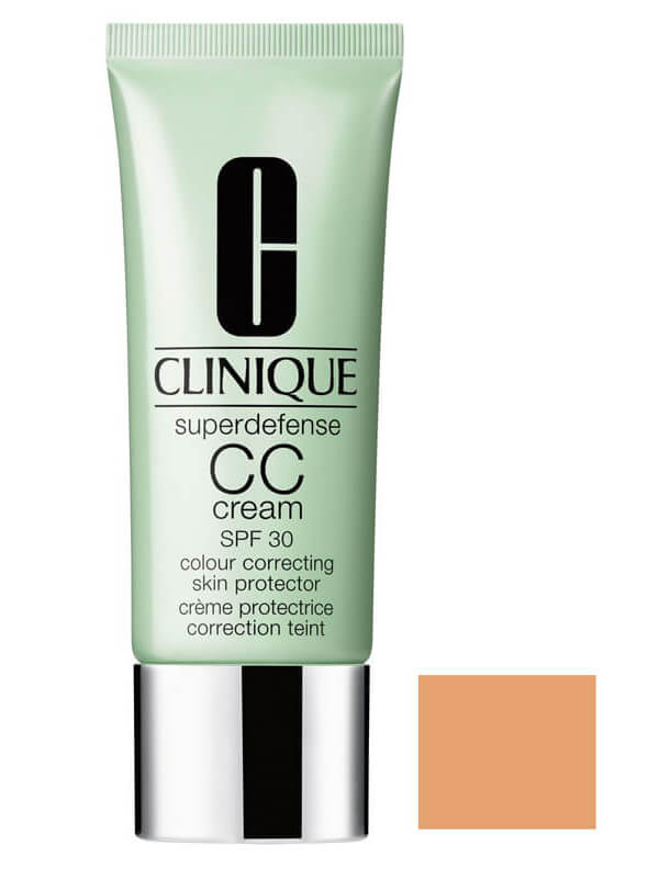 Clinique Superdefense CC Cream SPF 30 (40ml) i gruppen Makeup / Bas / CC-cream hos Bangerhead (B010673r)