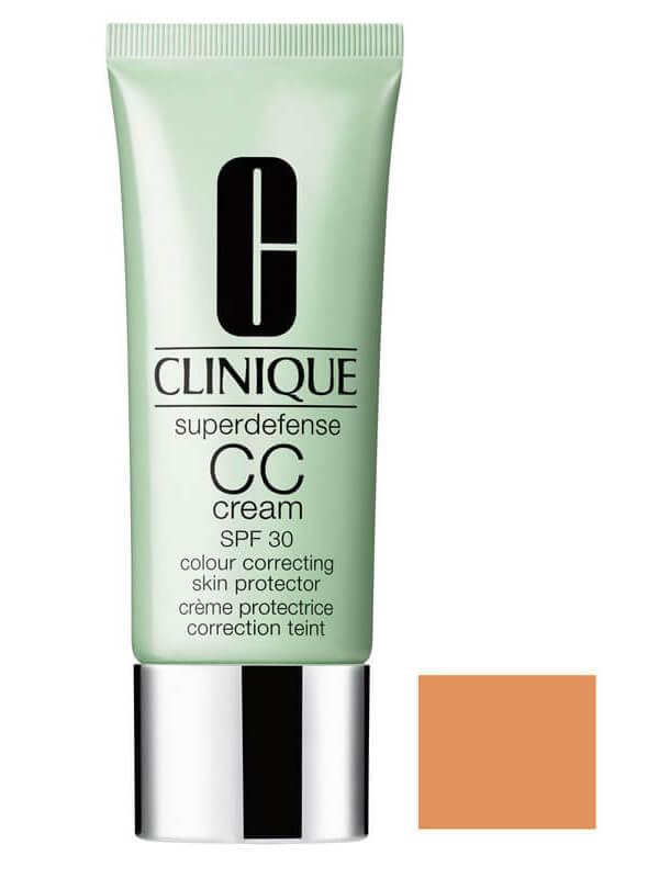 Clinique Superdefense CC Cream SPF 30 (40ml) i gruppen Makeup / Base / CC-cream hos Bangerhead.no (B010673r)