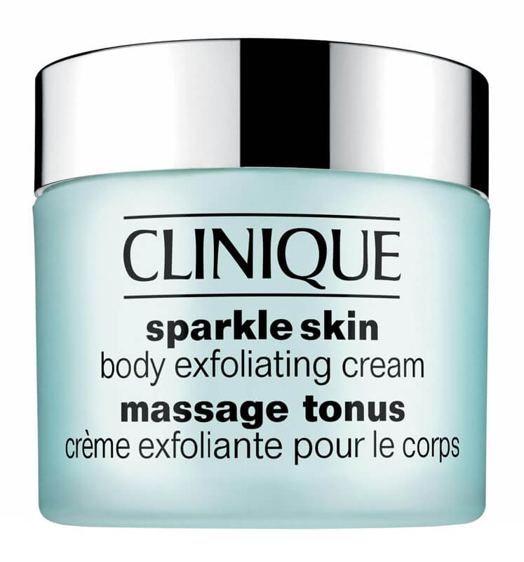 Clinique Sparkle Skin Body Exfoliating Cream (250ml) i gruppen Kroppsvård & spa / Kroppsrengöring / Body scrub & peeling hos Bangerhead (B010743)